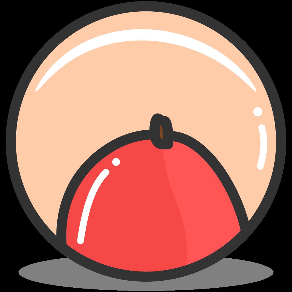 svg download Button mango Icon