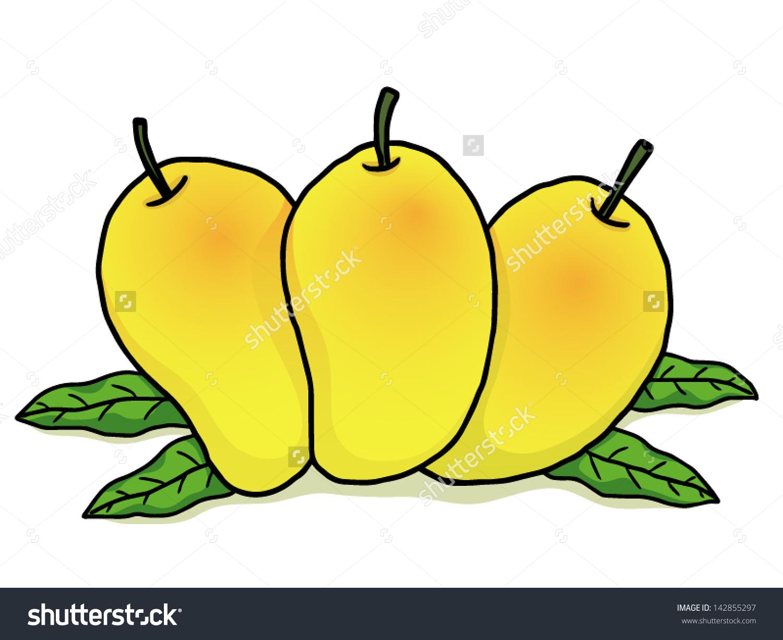 clip download Mangos free cliparts download. Mango clipart three