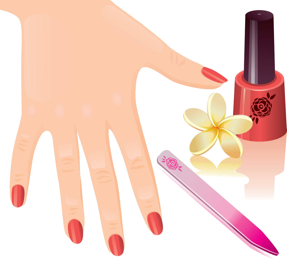 png royalty free library Nail pedicure royalty free. Manicure clipart.
