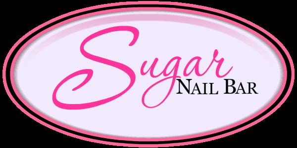 svg black and white stock Sugar Nail Bar