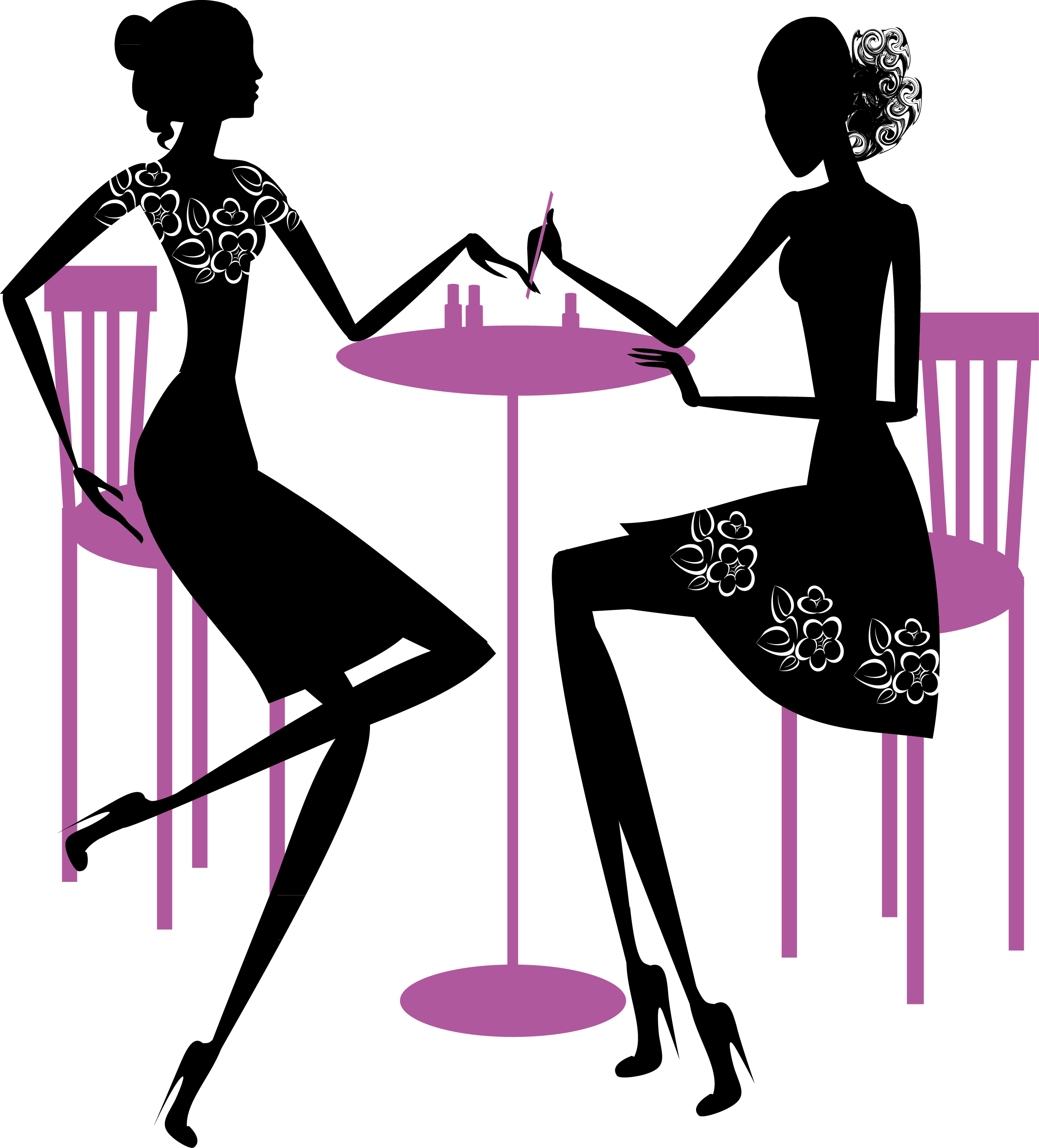 picture download Nail salon beauty parlour. Manicure clipart restaurant menu.