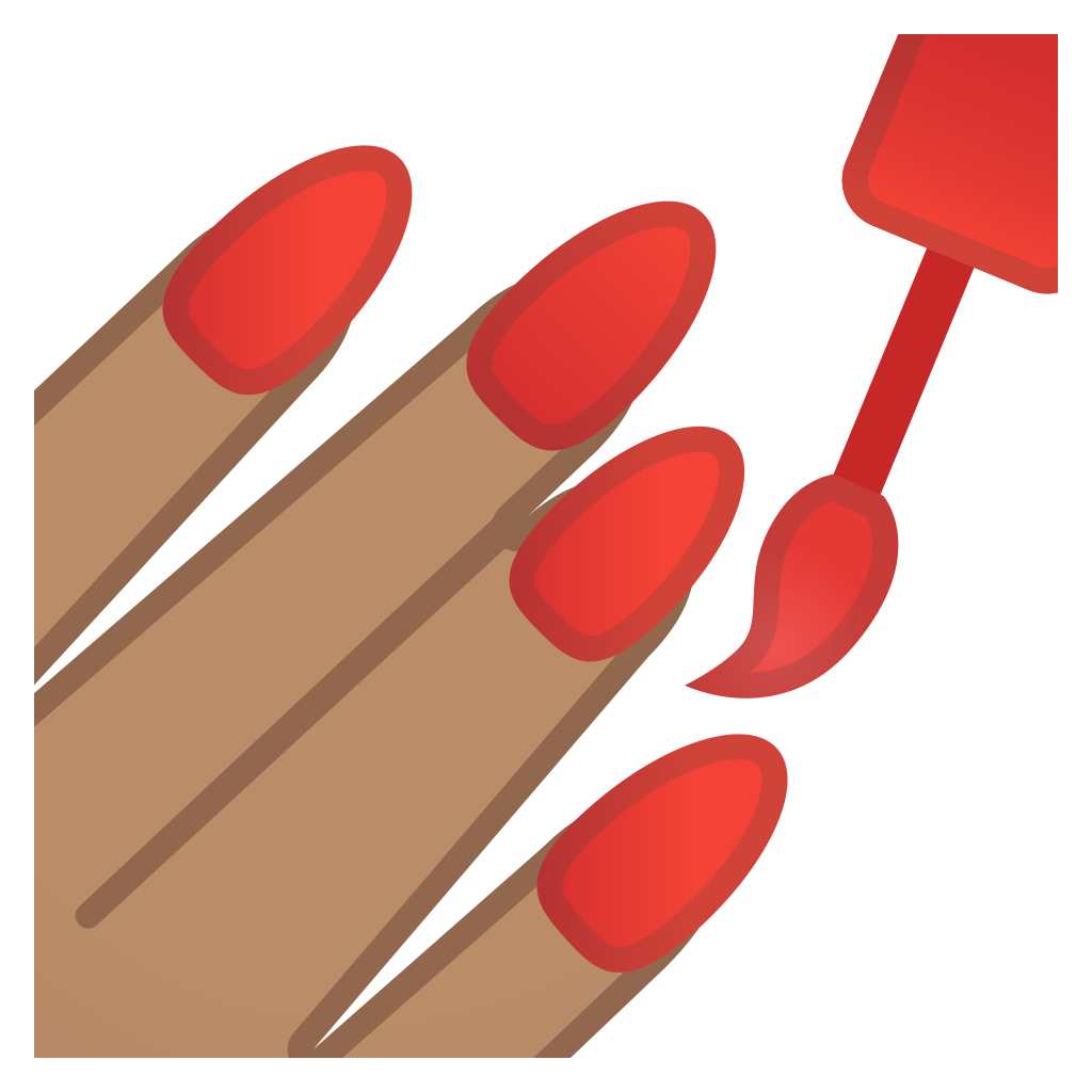 royalty free download Manicure clipart. Nails hand skin free.