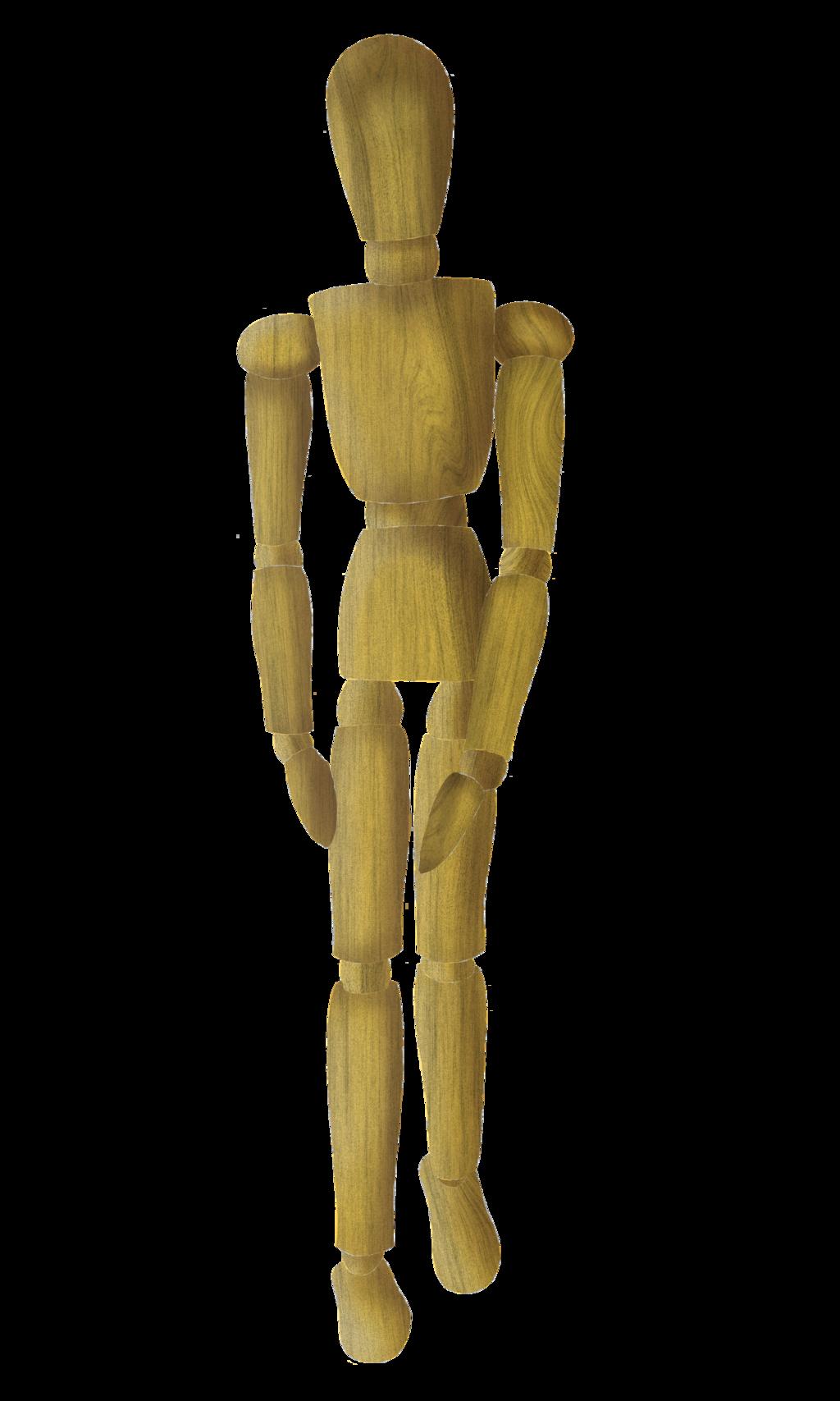 clip Wooden Mannequin by jacklapworth on DeviantArt