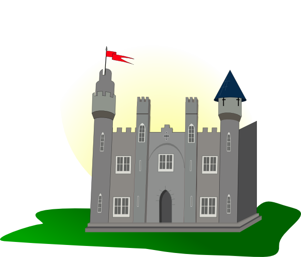clip art library library Clip art at clker. Mansion clipart castle