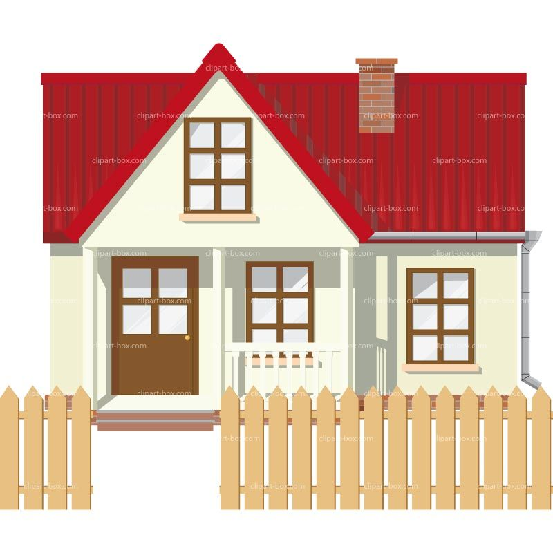 clip royalty free stock House front view royalty. Mansion clipart cute home.