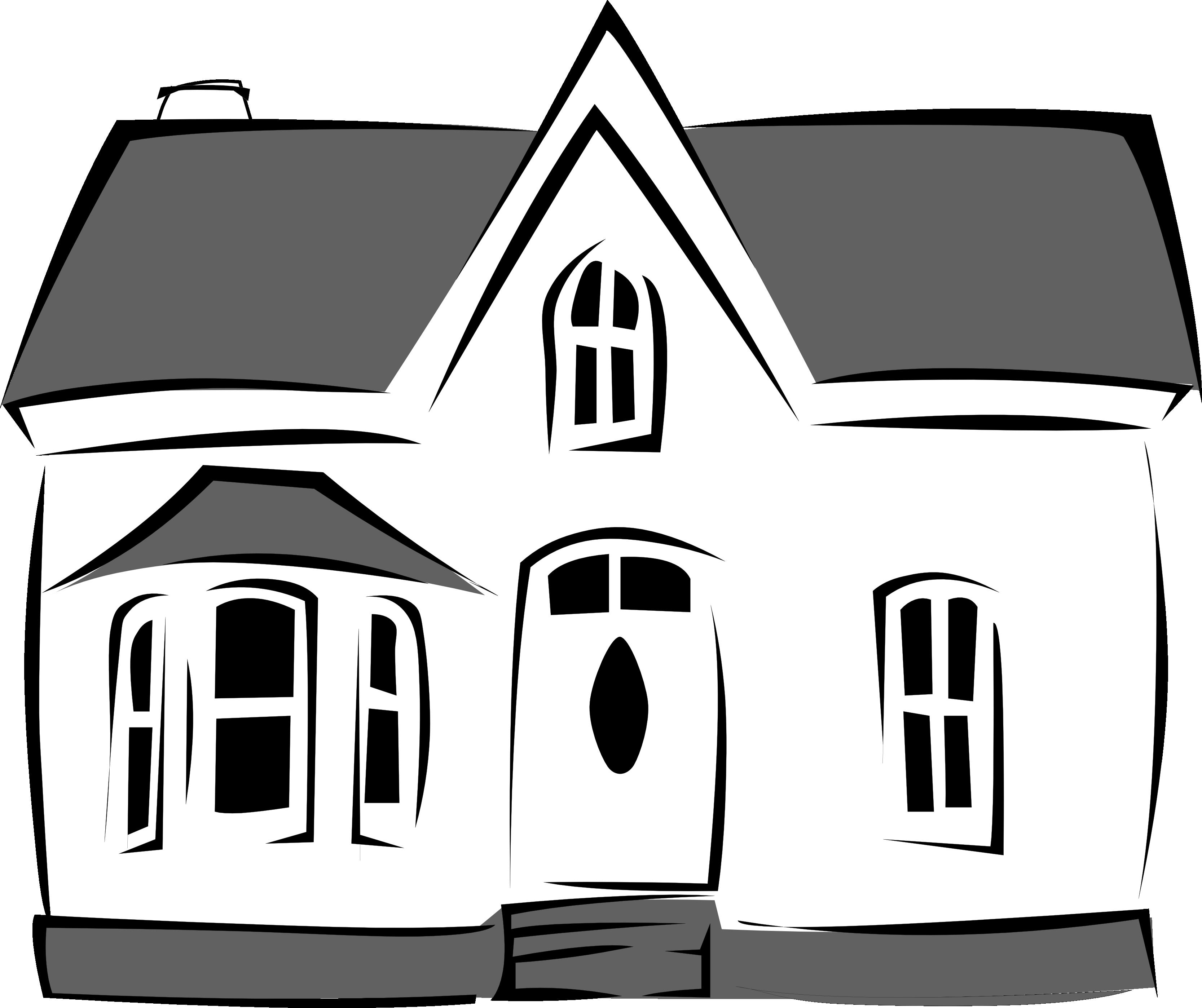 clip stock Transparent . Mansion clipart cute home.