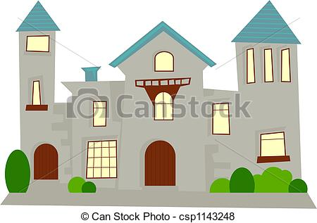 clipart free download Mansion clipart easy cartoon. Collection of free housed.
