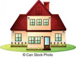 clip art library library Mansion clipart two story.  vila for free.
