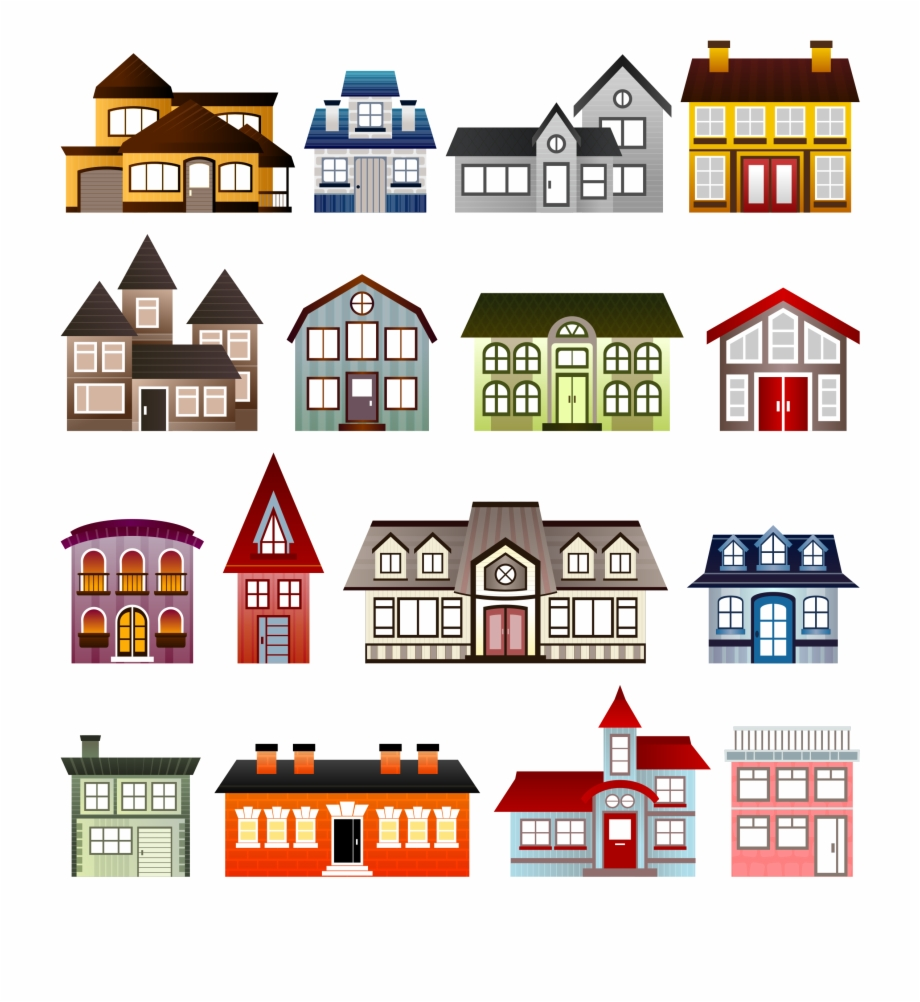 picture transparent Png free images . Mansion clipart village house.