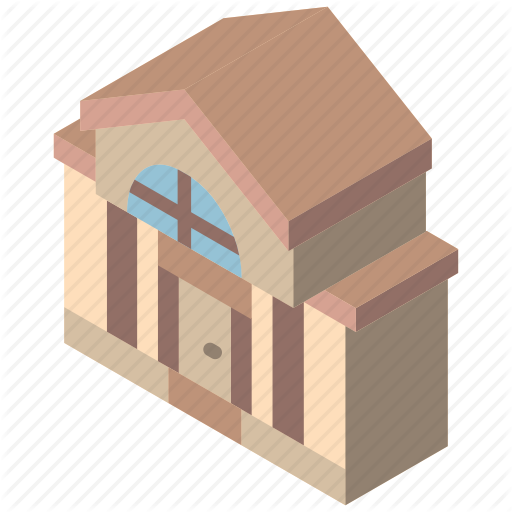 graphic free library Mansion vector isometric. Real estate iso flat