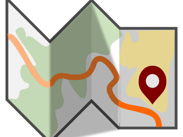 picture Maps Clipart