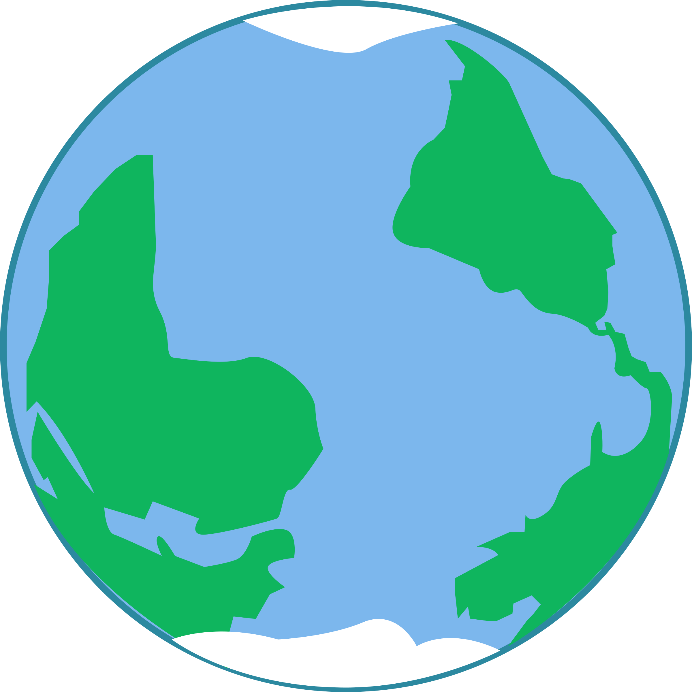 clipart royalty free download World Map In Globe Vector Copy Globes Clipart Panda Free Refrence