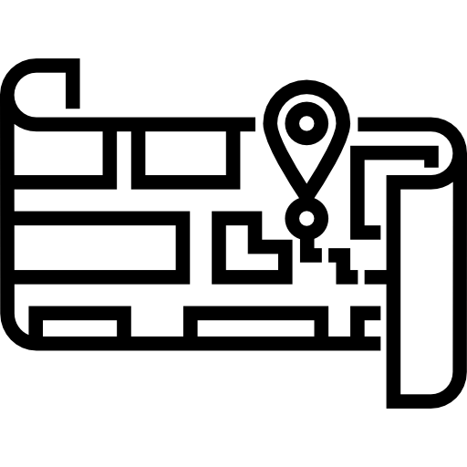 clip art black and white library Map clipart phone. Street cellphone position mobile.
