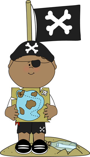 graphic royalty free Pirate Clip Art
