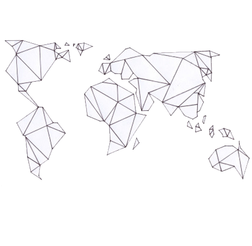 png transparent geometrical map