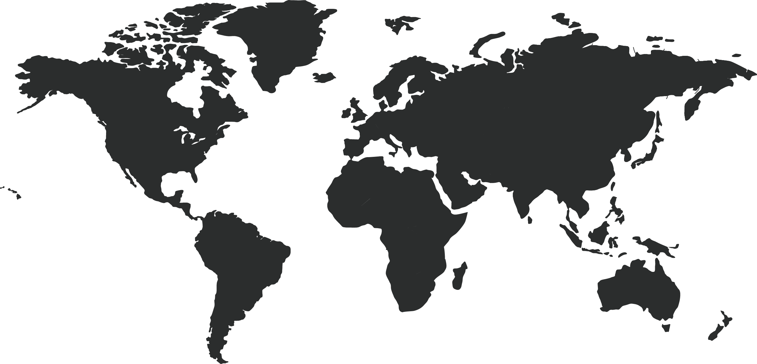 image free library Insero World Map
