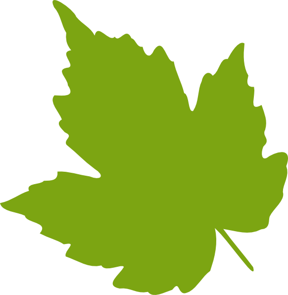 clip art royalty free download Light Green Leaf Clip Art at Clker