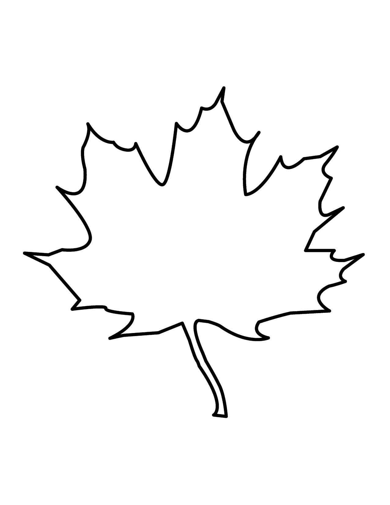vector black and white library Free cliparts download clip. Maple clipart leaf pattern.
