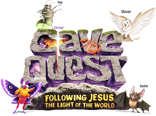 image black and white Maps clipart quest. Totally catholic vbs st.