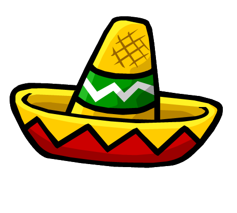 jpg black and white download Mini Sombrero