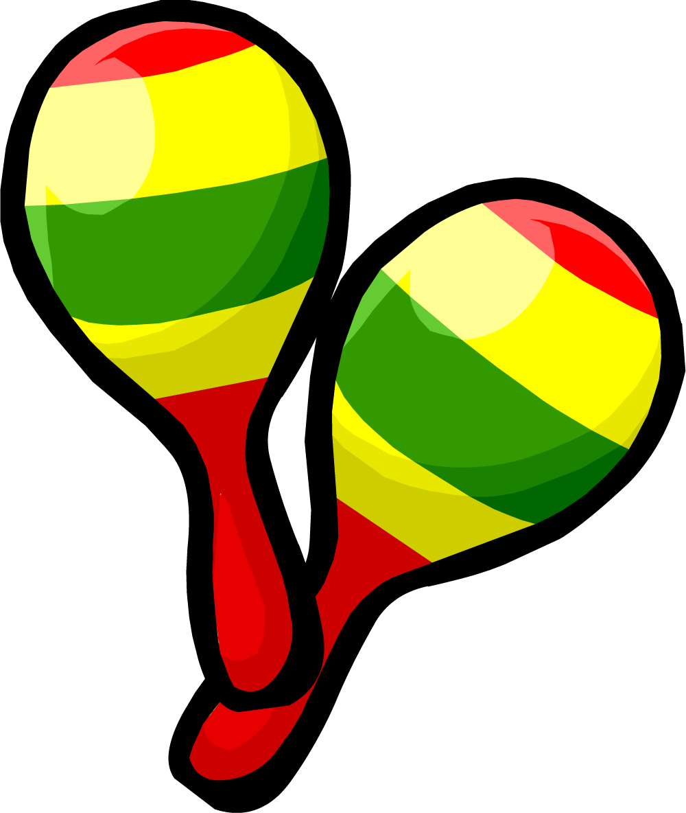 picture transparent stock Maracas clipart insturments. Instrument spanish maraca pencil.