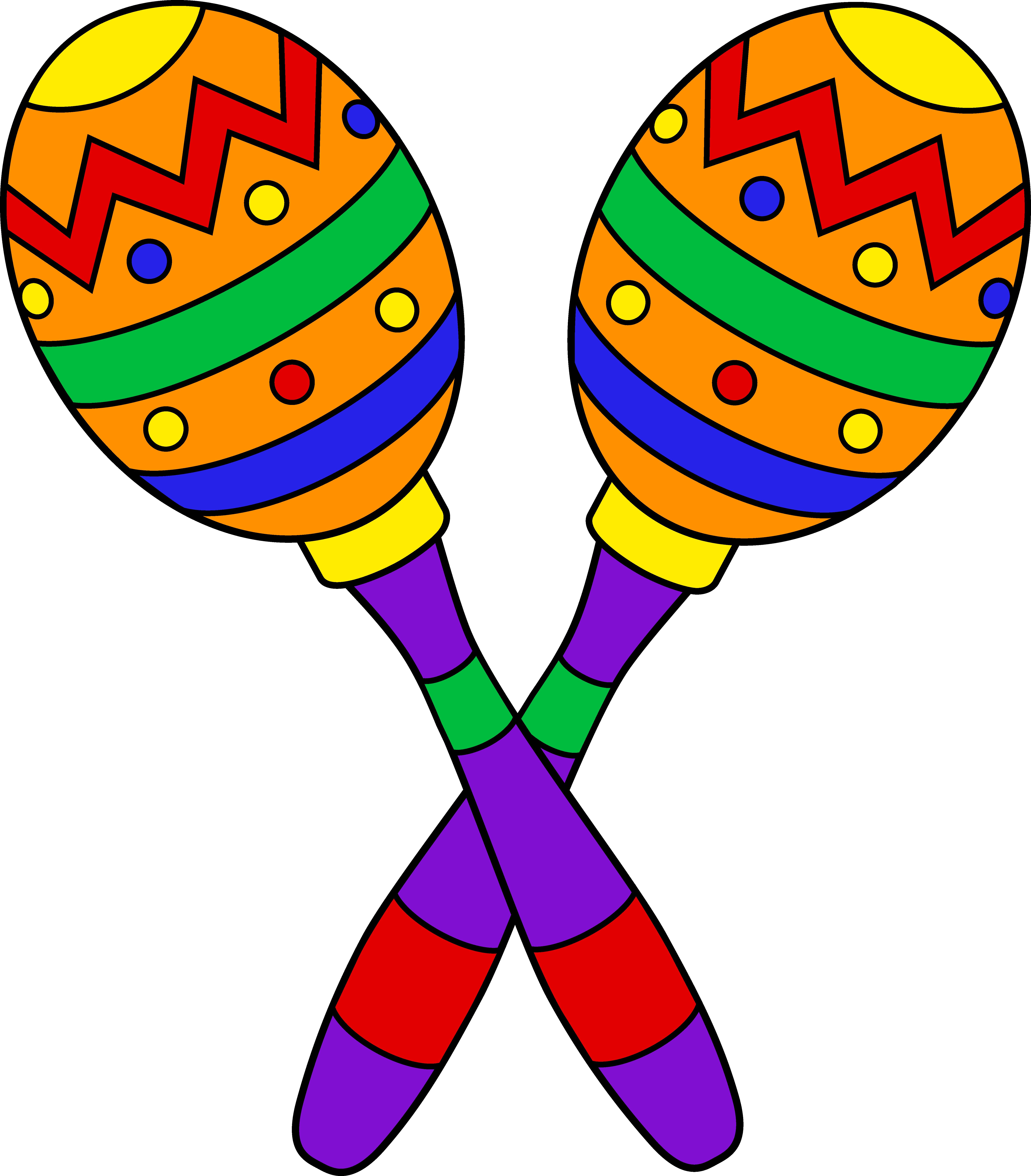 jpg transparent download Maracas clipart insturments. Cliparts zone .