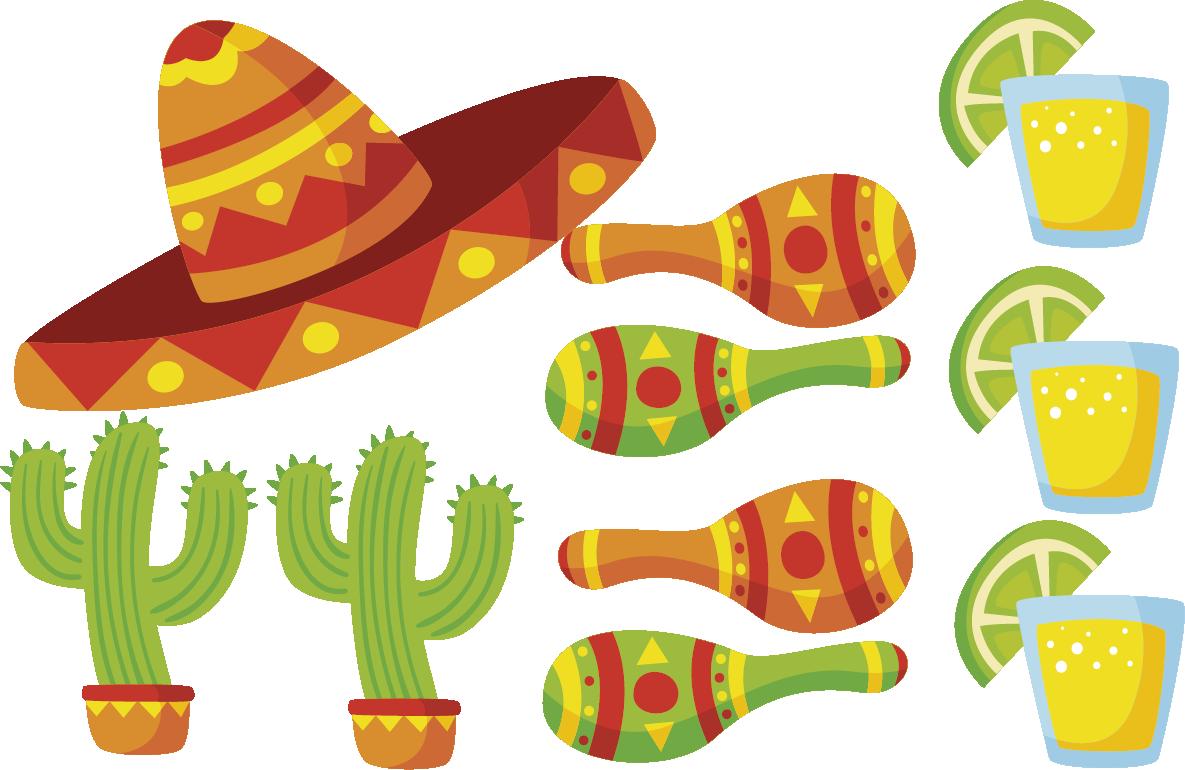 png download Letreros para fiestas Sombrero