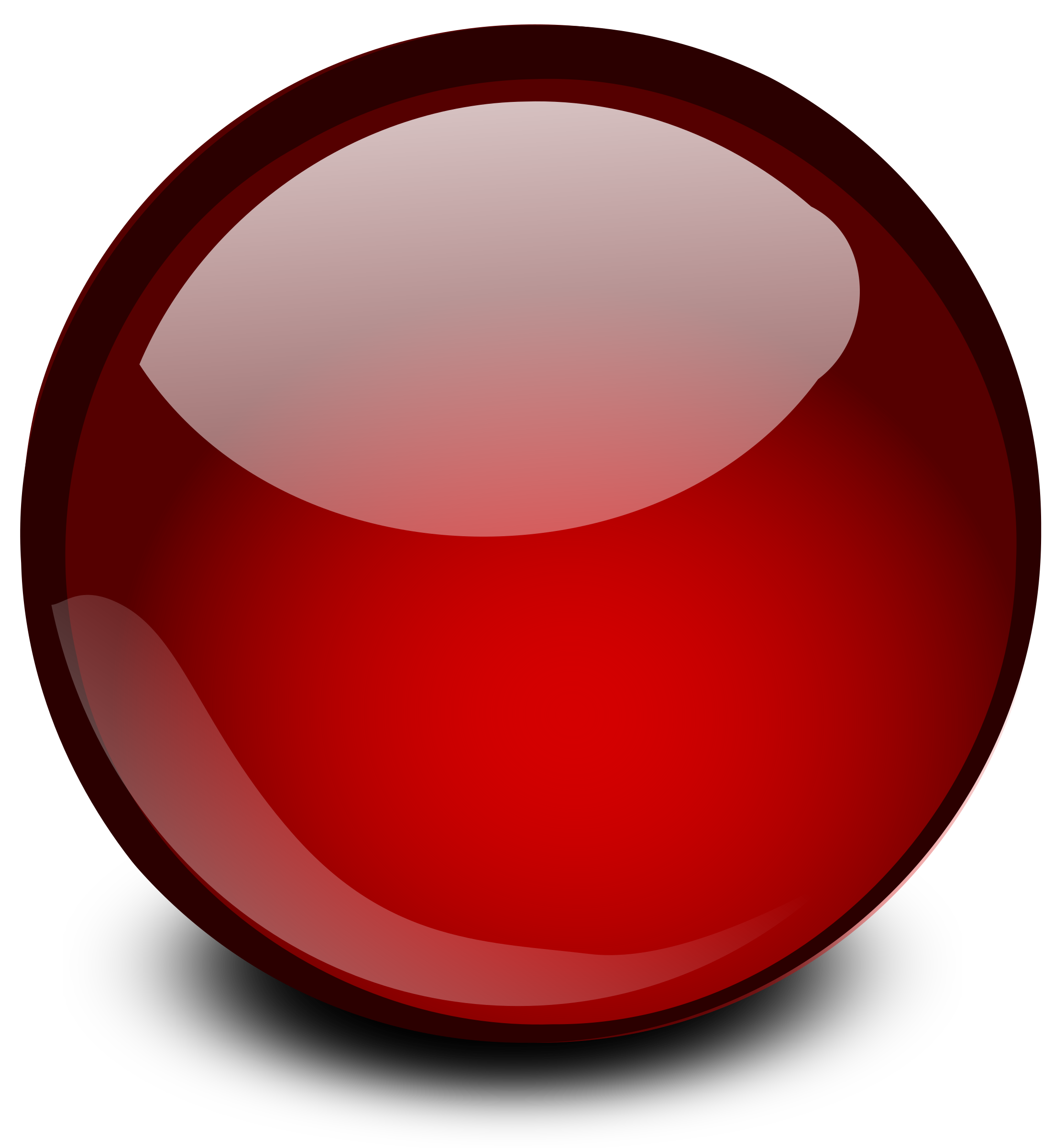 png royalty free download Marbles clipart orb. Red glossy icons png.