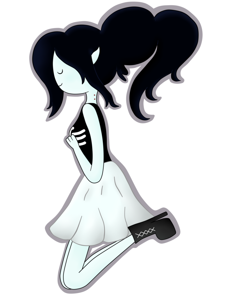png library download By andiscissorhands on deviantart. Marceline drawing