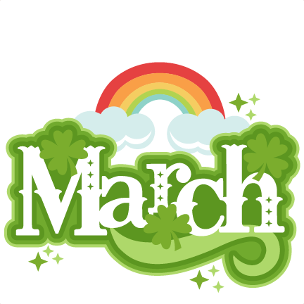 jpg freeuse library March clipart. Free cliparts download clip.