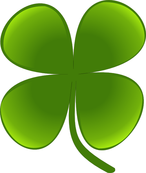 graphic royalty free download Shamrock For March Clip Art at Clker