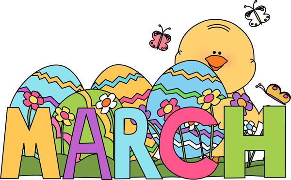 clip art royalty free Clipart For March space clipart