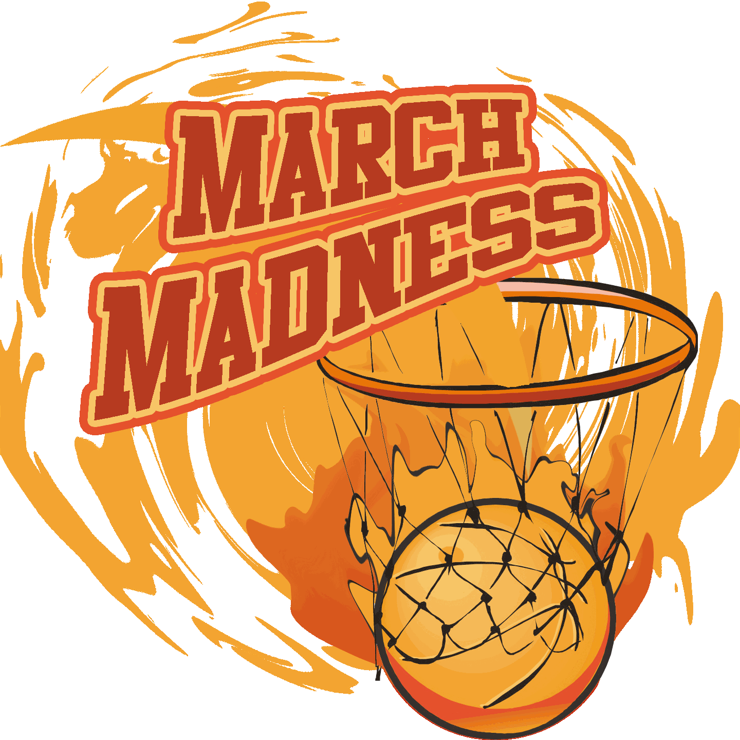 image library stock Basketball clip march madness. Free ncaa championship cliparts