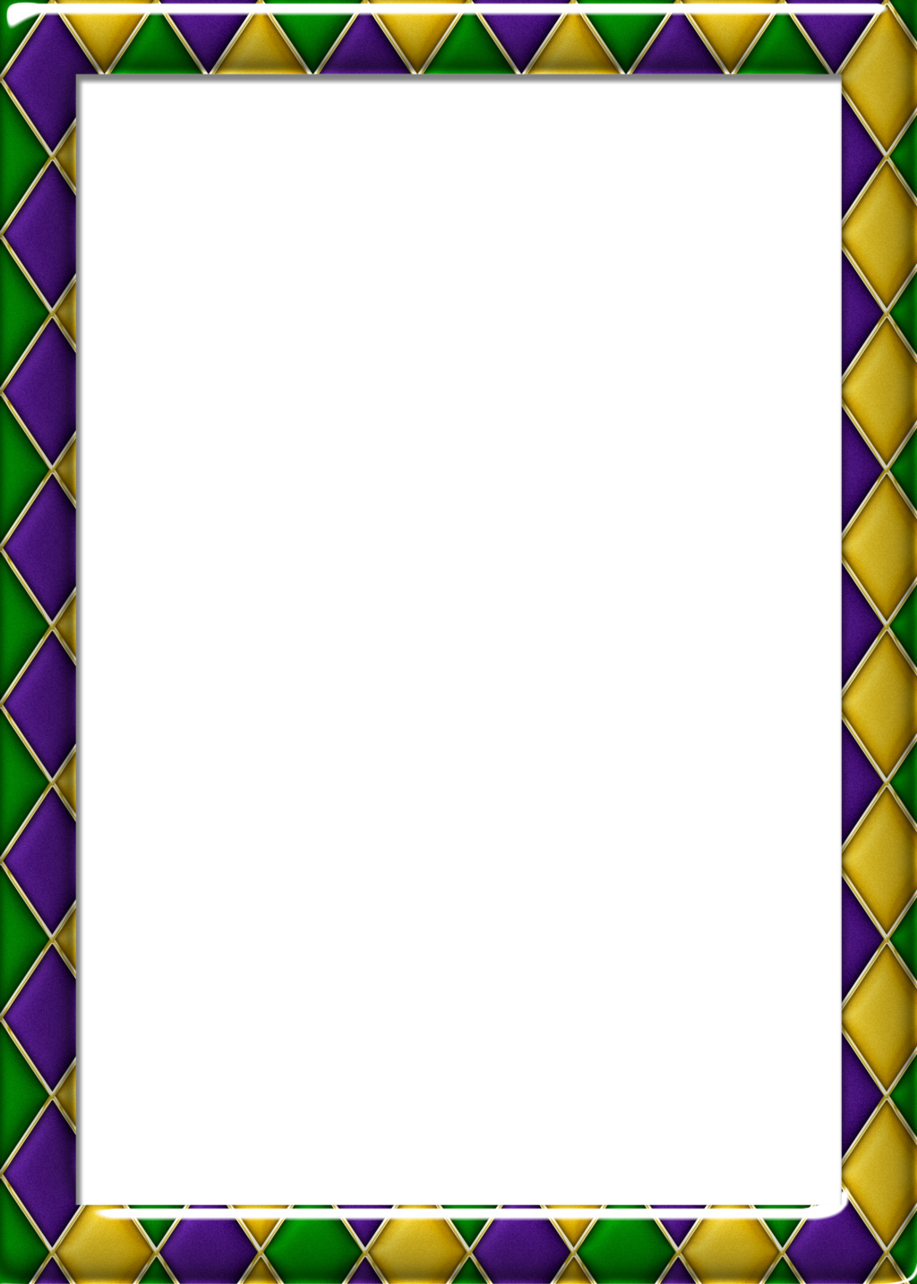 clip black and white Mardi gras clipart borders. Free x harlequin pattern