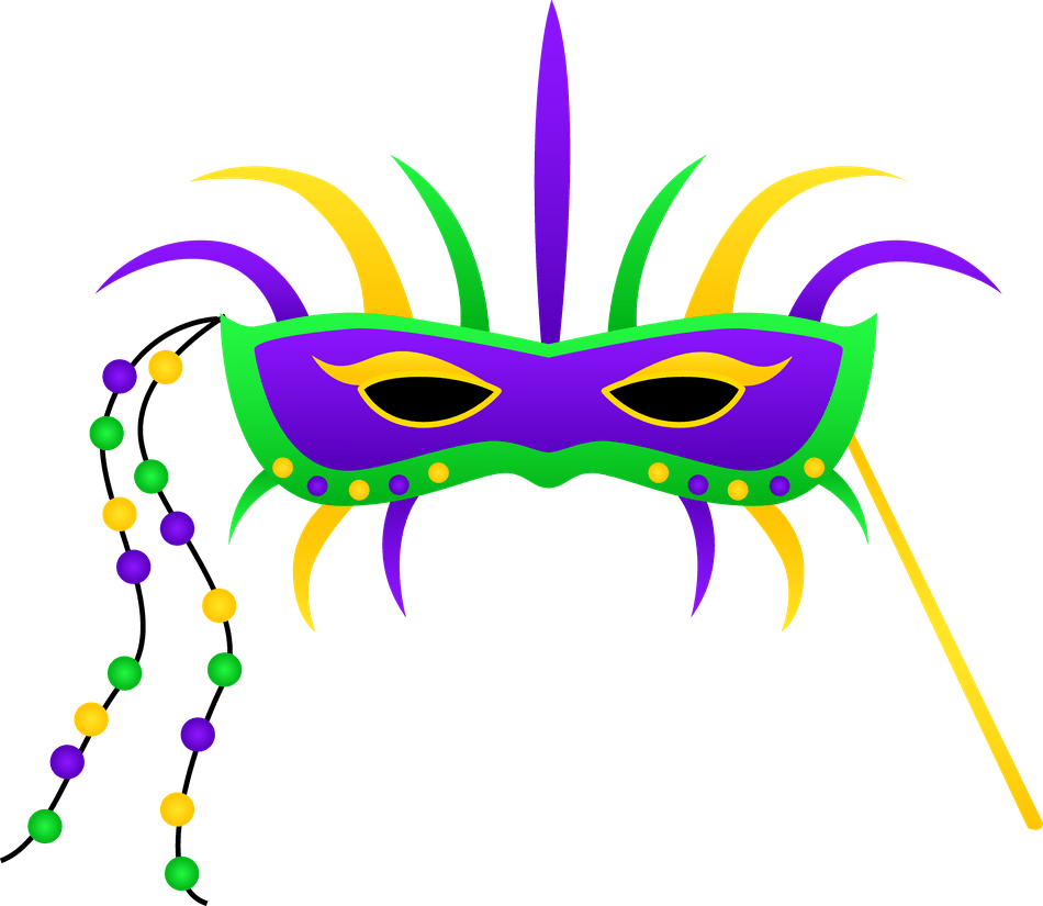 image royalty free library Mardi gras beads clipart coloring page.  free clip art.