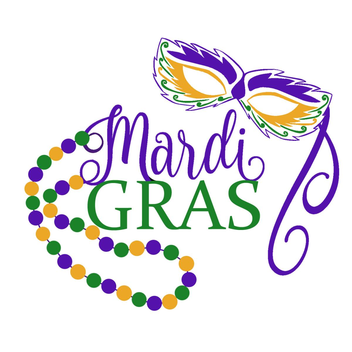 clipart royalty free download Mardi gras clipart. United way of calvert.