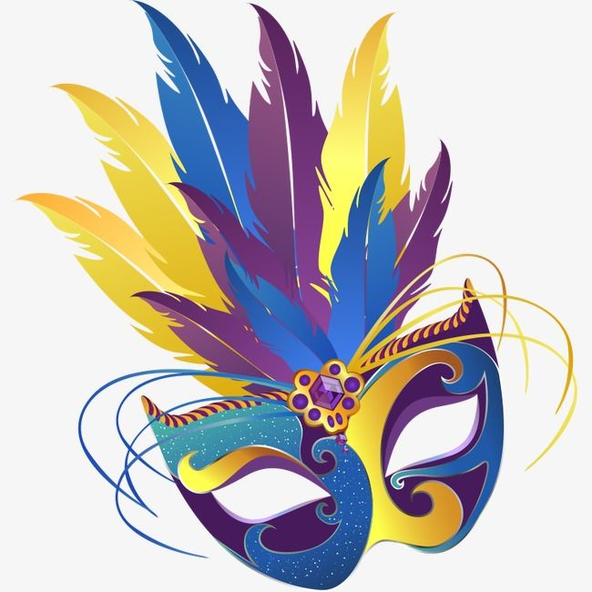 clipart black and white stock Mask culture prom png. Mardi gras clipart festival dance.