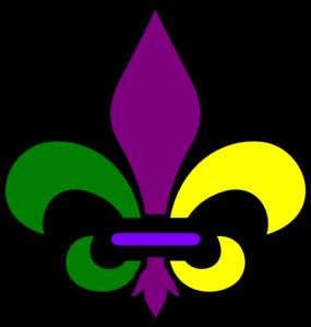 clip art black and white download New Orleans Fleur De Lis clip art