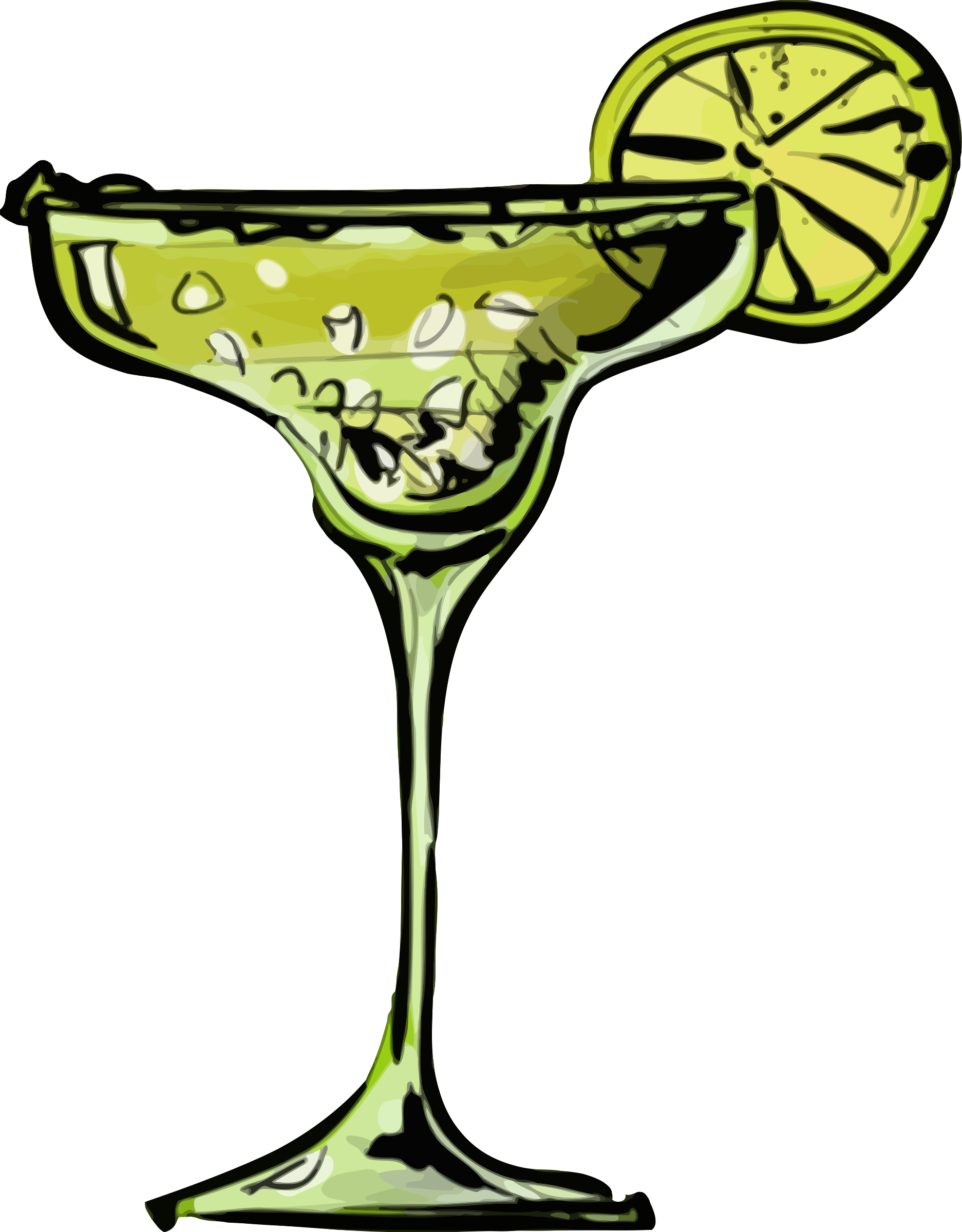 picture transparent library Cocktail big image png. Margarita clipart.