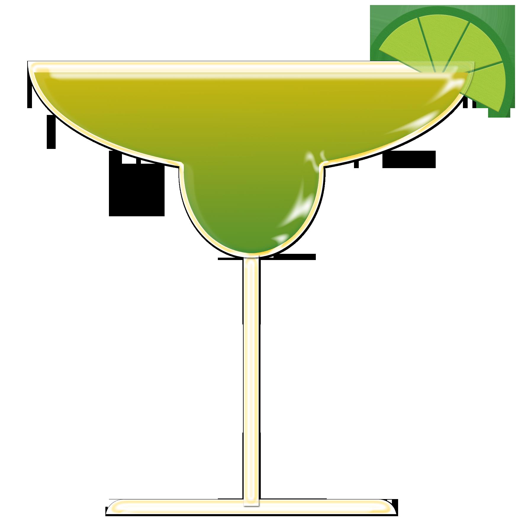 jpg royalty free download Margarita clipart birthday. Glass drawing at getdrawings.
