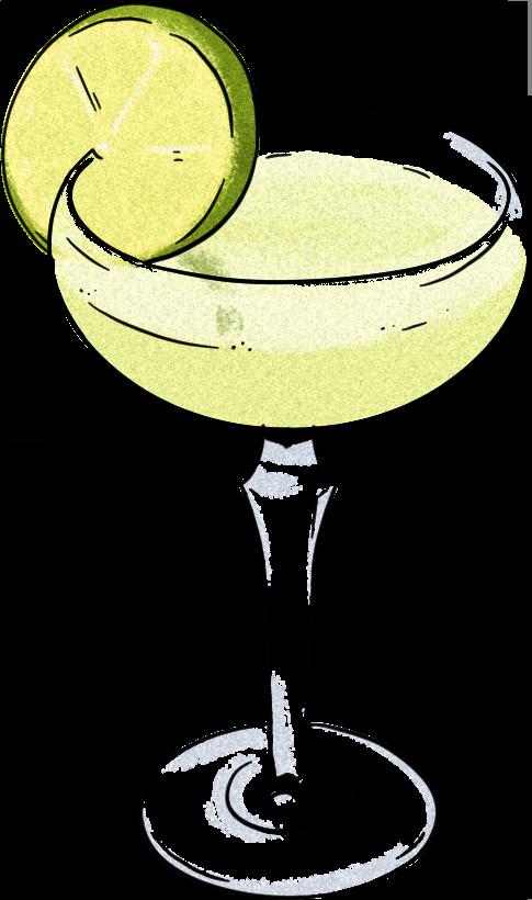 graphic Saska s drinks menu. Margarita clipart mimosa drink.