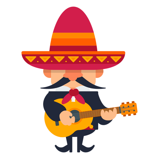 clip library Mariachi drawing. Trumpet transprent png free.