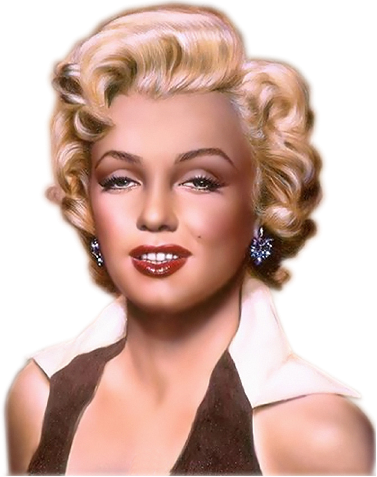 black and white download Marilyn Monroe. .