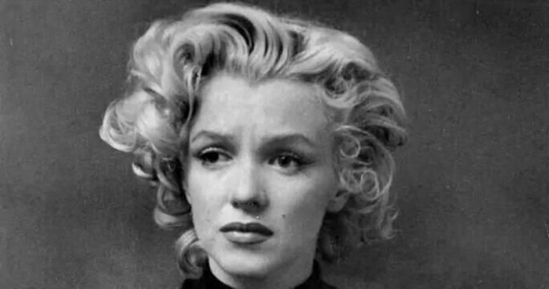 jpg free library The death of accident. Marilyn Monroe.