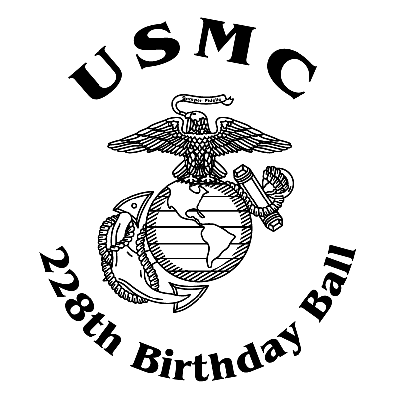 banner royalty free stock Marine Corps Logo Drawing at GetDrawings