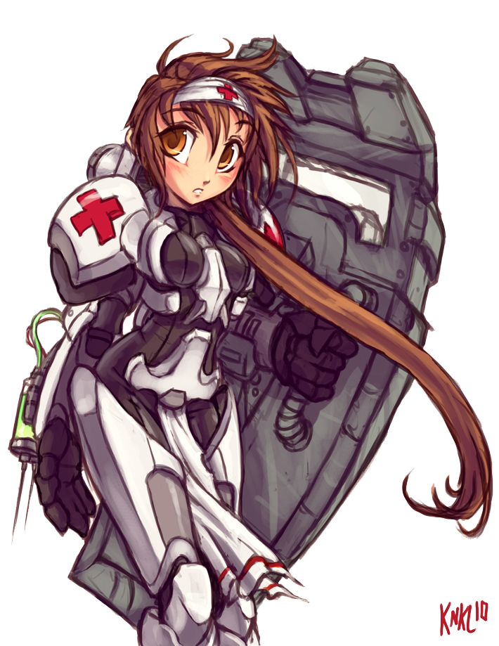 png library Starcraft II Medic by EroDonut