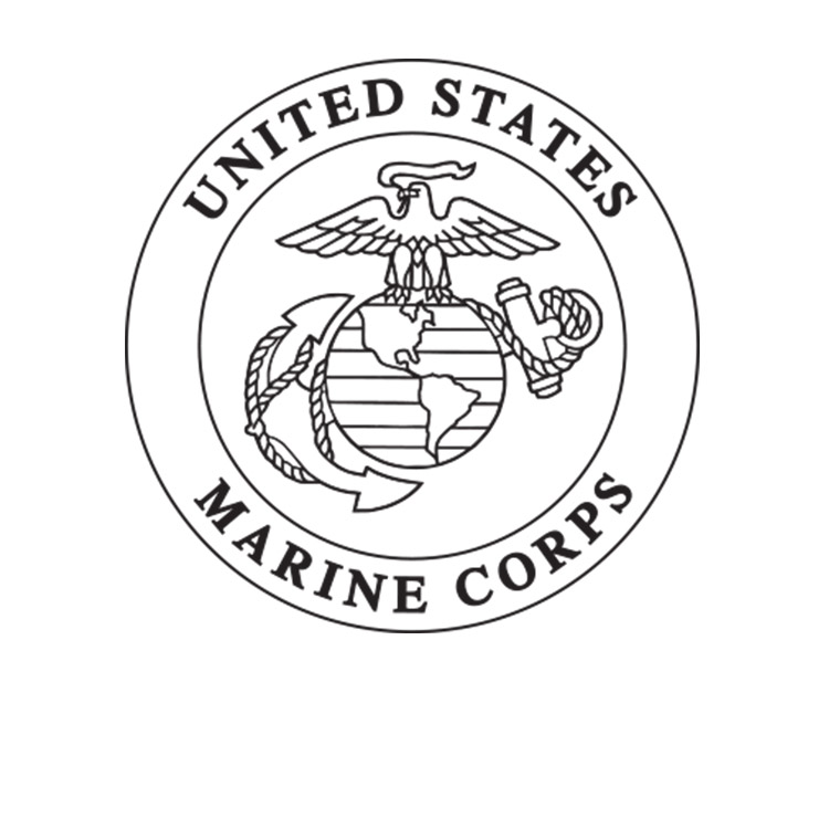 banner transparent download Marine Corps Emblem Drawing at PaintingValley