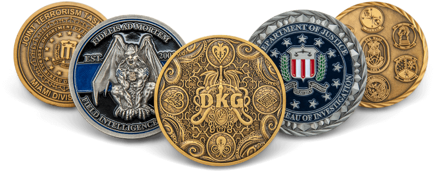 clip free library Army Coins Are Emblems of Dedication to Duty