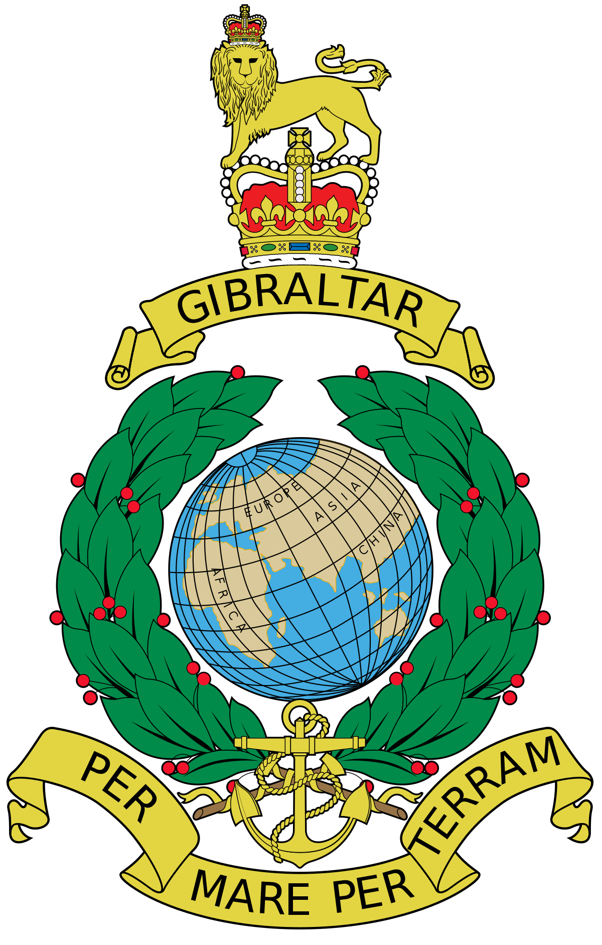 graphic transparent library Royal Marines
