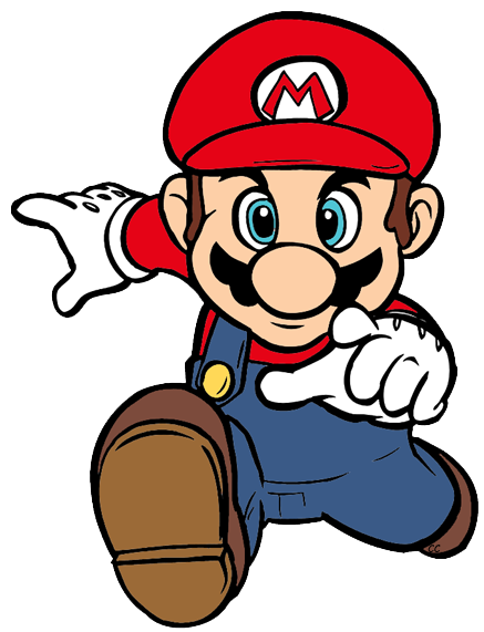 image freeuse Super Mario Bros Clipart at GetDrawings